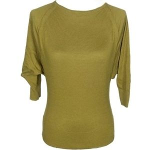 Halogen cashmere blend knit top size XSP